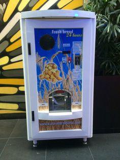 Bread vending machine melbourne