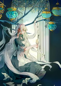 Find images and videos about kagerou project, mary and mekakucity actors on We Heart It - the app to get lost in what you love. Manga Anime, Art Anime, Anime Artwork, Manga Girl, Satsuriku No Tenshi, Kagerou Project, Kawaii, Ecchi, Actors