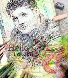THE MANY FACES OF JENSEN ACKLES/DEAN WINCHESTER FACEBOOK PAGE