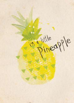Emily Hamilton : 'I'm a little pineapple'