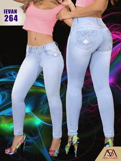 See just how the best street trend heavens choose denim pants with heels and get most of the spirit you need specifically for your next look. Sexy Jeans, Jeans Fit, High Waist Jeans, Denim Pants, Casual Skirt Outfits, Swag Outfits, Fashion Casual, Jeans Fashion, Skinny Jeans Style