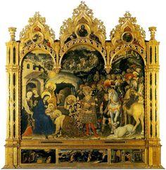 ArtArte Imagem Semanal: Reis Magos http://arteseanp.blogspot.com