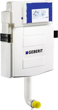 Find, Shop for and Buy Geberit 109.304.00.5 UP320 Concealed Dual-Flush Tank for Washdown WC For Floor Mount Toilet at QualityBath.com for $266.70 with free shipping!