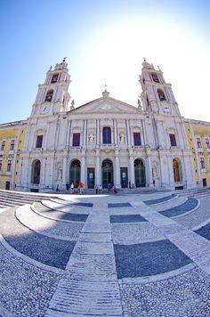 https://flic.kr/p/Q6xAo8 | Mafra Portugal 2016 11 - la façade du Palais