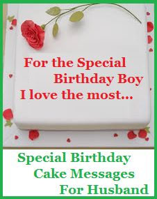 Romantic Birthday Cake Images For Husband : Sample Messages and Wishes! : Romantic Flower Card ...