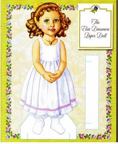 Elsie Paper Doll Collection.This From isanere1 - MaryAnn - Picasa Albums Web