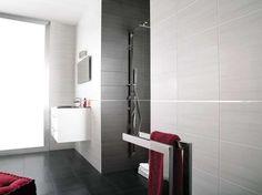 Wall: Talis Blanco, Vanity: Basico, Shower Column: Fil