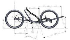 Кстати, здесь есть эта история, но на русском...     Альбом: VM contest 2009    The first time I have seen a recumbent bicycle in 2004 in th...