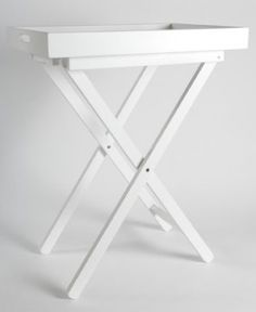 Hamptons butler's tray... $169... funny thing is I bought this exact thing at Aldi.
