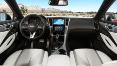 2017 Infiniti Q60 Sports Coupe