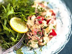 Kycklinggryta med örter (kock Klara Desser)