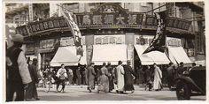 老上海街景 Shanghai 1930s