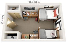 Best Apartment Floor Plan College Ideas - Home decor ideas