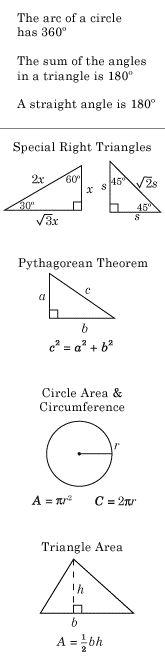 Free SAT Math Practice Problems