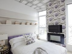 West End Penthouse West End, Interior Design Services, Service Design, Bed, Stylish, Home, Stream Bed, Ad Home, Homes