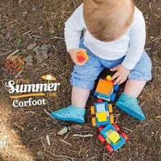 Επιλέγουμε CORFOOT το καλοκαίρι γιατί είναι σαν να περπατούν ξυπόλητα αλλά με τα  πατουσάκια τους προστατευμένα, μαλακά και δροσερά! ☑ Από δέρμα, κατάλληλο για μωρά ☑ Χειροποίητα ☑ NEW: Για έξω με σόλα από φυσικό καουτσούκ  Τα Corfoot Handmade είναι τα ιδανικά παπουτσάκια για τα πρώτα τους βήματα αλλά και για τους μεγαλύτερους περιπατητές μας 🚶♀🚶♂. Προσεκτικά μελετημένα, όπως τα συνιστούν οι παιδίατροι και ποδίατροι, για τις ακόλουθες ηλικίες: 🤱 Βρεφικά Summer, Handmade, Summer Time, Hand Made, Handarbeit