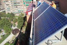 'Quité los paneles solares porque son más caros que la energía de la red' Se estan cargando las Energías Renovables.