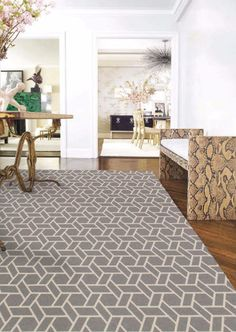 Brix Coordinates With Beaton Border Fiber Wool Construction Wilton Repeat W 6 X L 9 Stark Carpet