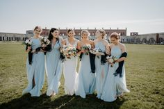 Newport Vineyards, Anna Campbell, Seaside Wedding, Bridesmaid Dresses, Wedding Dresses, Industrial Chic, Bridal Boutique, Looking Stunning, Glamour