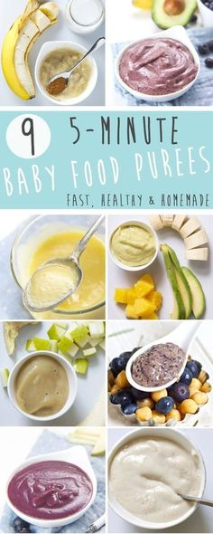 9 Simple Homemade Baby Food Recipes or Less -Baby Foode 9 Simple Homem. 9 Simple Homemade Baby Food Recipes or Less -Baby Foode 9 Simple Homem… 9 Simple Homem Baby Puree Recipes, Pureed Food Recipes, Baby Food Recipes, Food Baby, Baby Food Puree, Baby Bullet Recipes, Healthy Baby Food, Toddler Meals, Kids Meals