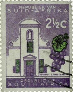 South Africa Postage Stamp