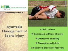 Ayurvedic Treatment For Sports Injuries Kerala : HL Ayurveda provides numerous ayurvedic therapies that can treat your injured body part. Ayurvedic treatment for Sports Injury can increases the success rate especially in musculoskeletal injuries.To know more visit us @ http://www.thlayurveda.in/sports-injury-rehabilitation/