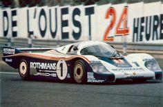 Porsche 956 #1 1982 Le Mans