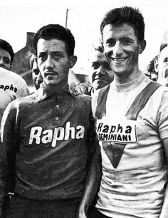 Tom Simpson in proto-Rapha! Rapha Cycling 9f6826435