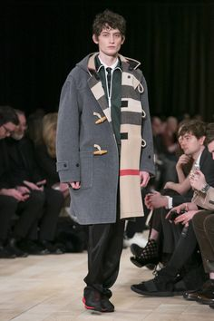 Burberry Menswear Fall Winter 2016 London