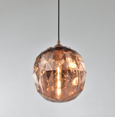 LED rose gold haning pendant light ideal for any modern interior use. Pendant Lighting, Modern Interior, Light, Lighting, Pendant Light, Lighting Store, Modern, Hanging Pendant Lights, Ceiling Lights