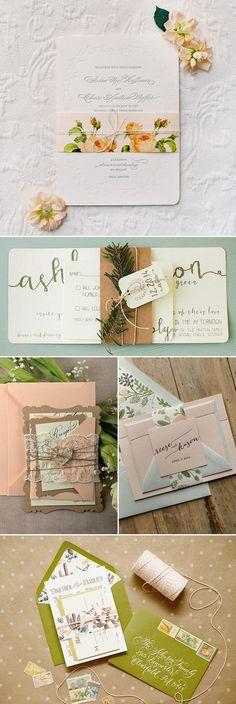 41 ideas wedding design invitation pearl flower for 2019
