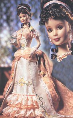 porcelain dolls | WOW Dolls - collectible Barbie dolls