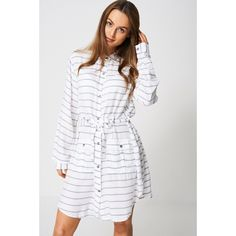 Now available in our store: White Lightweight... Check it out here! http://98trends.com/products/white-lightweight-shirt-dress-ex-branded?utm_campaign=social_autopilot&utm_source=pin&utm_medium=pin