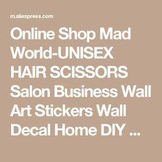 Greg Worked His Magic Street Flava Unisex Salon Catford Tag Us For - Window stickers for businessunisex hair scissors vinyl window sticker decal salon
