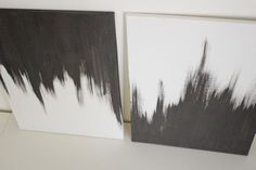 made two and flipped one canvas