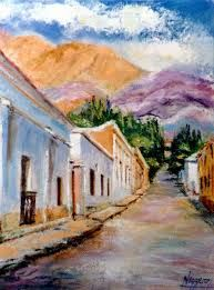 Peruvian Art, Painting, Aesthetic Art, Colouring In, Landscape Paintings, Tapestry, Canvases, Watercolors, Painting Art