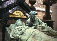 Art for free in Paris? Paris' cemeteries are beautiful and free. | Gadling.com