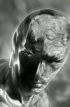 Silver Surfer •Rob Hassan