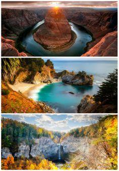 Summer vacation inspiration: America, the beautiful