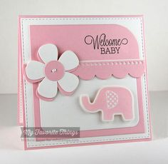Beautiful Baby, Blueprints 14 Die-namics, Beautiful Baby Die-namics - Michele Boyer #mftstamps