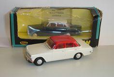 Spot On - Saloons and Sportscars Vauxhall Cresta PB
