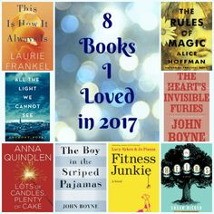 Need gift ideas for the book lover in your life? The 8 Best Books of 2017 can help.
