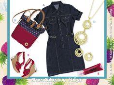Vestidos Moda Outfit Fashion Shoes Collection Pakar