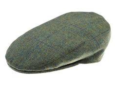 Campbell& of Beauly - Conon Cap Sherlock Holmes, Slippers, Cap, Baseball Hat, Sneakers, Slipper, Peaked Cap