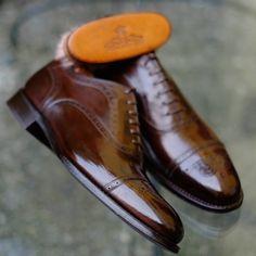Edward Green by Dandy Shoe Care