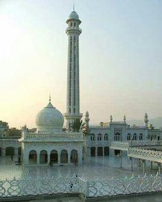 Mosque of Golra Sharif Islamabad, Pakistan