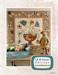 Simply Vintage #19 disponible sur notre site internet : http://www.quiltmania.fr/shop/fr/home/674-simply-vintage-quilts-crafts-n19.html