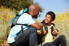 Nuggets of wisdom to try on hiking kids
