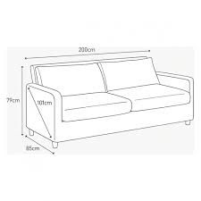 Image result for sofa dimensions in feet