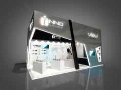 Exhibition Stall Design, Exhibition Display, Exhibition Space, Exhibit Design, Stand Design, Display Design, Trade Show, Design Inspiration, Interior